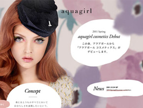 aquagirl cosmetics