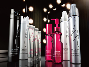 SHISEIDO PROFESSIONAL/ STAGE WORKS 2013SS