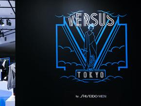 VERSUS TOKYO POP UP STORE