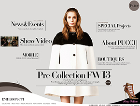 EMILIO PUCCI Pre-Collection FW13